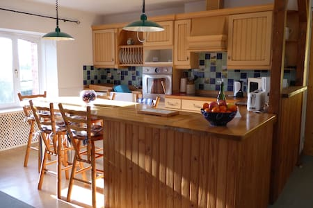 Beautiful country apartment, close to the beaches - Pluduno - Apartment