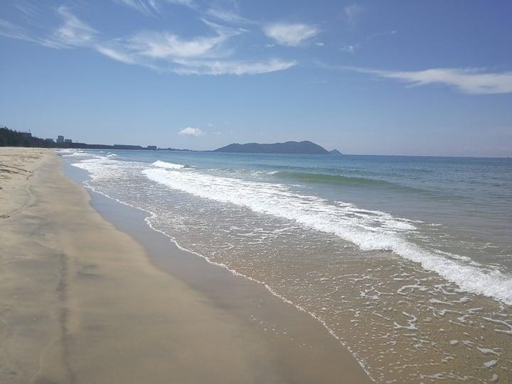 清水湾阿罗哈舒适园景海景两室度假套房