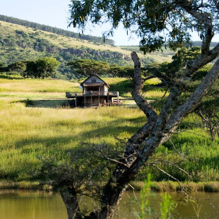 Ukuthula, Peace and quiet, nature at your doorstep