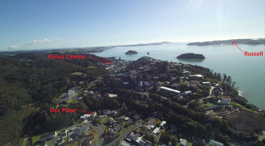 Bay of Islands - Paihia - Appartement