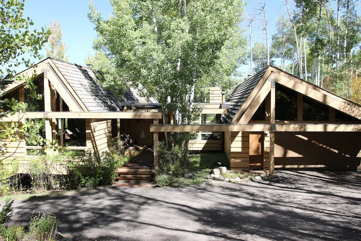 Contemporary Home Minutes from Slopes! - Snowmass Village - House