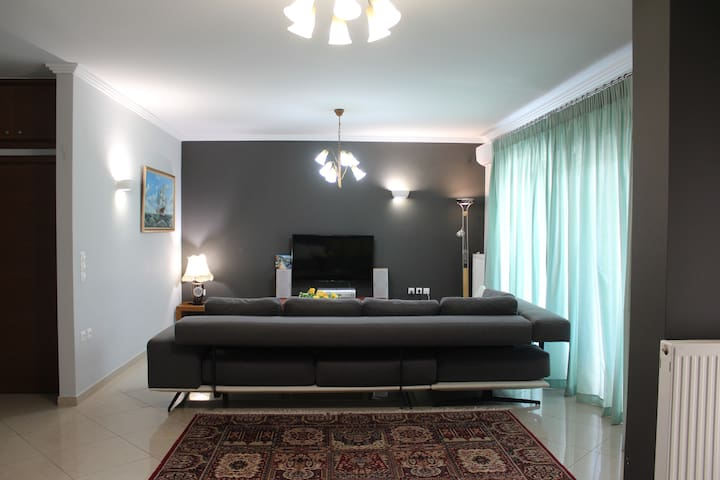 Brand new luxury apartment of 140 sq meters