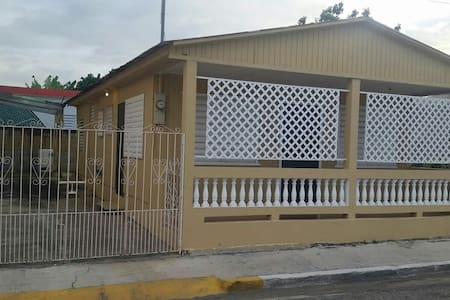 Cozy Caribbean Old House - Guanica