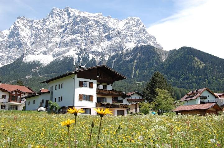 """Appartement (1) """"Im Wiesengrund"""" - Tirol/Zugspitze"""