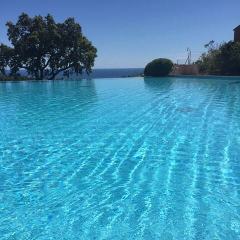 Petit paradis cote d'azur - Roquebrune-sur-Argens - Wohnung
