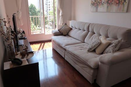 Apartamento inteiro no Morumbi (completo)