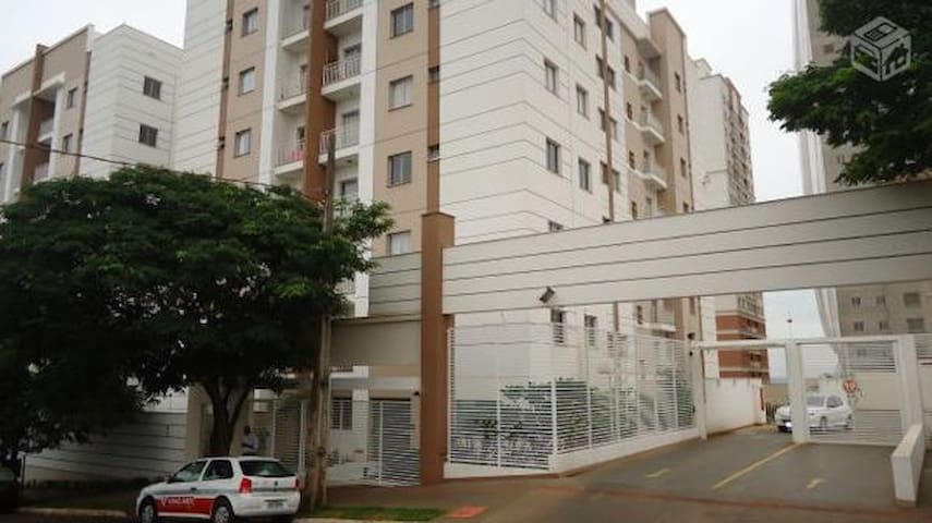 Apto na Gleba Palhano ao lado do Shopping Catuaí - Londrina - Apartment