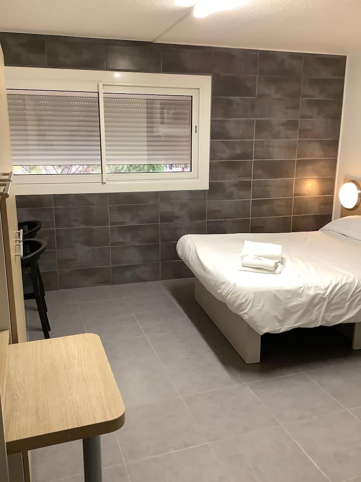 Appartement T1 20m²,Résidence Hôtelière l'Eolienne