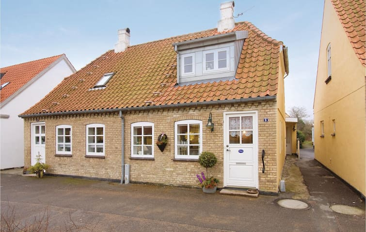 Holiday cottage with 3 bedrooms on 110m² in Sæby