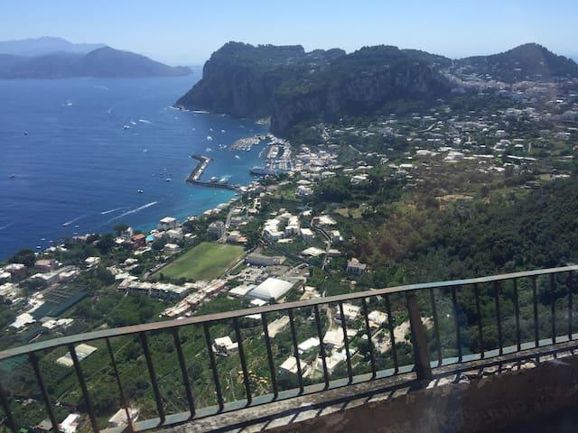 Casa Vacanze To Live isola di Capri - Anacapri - House