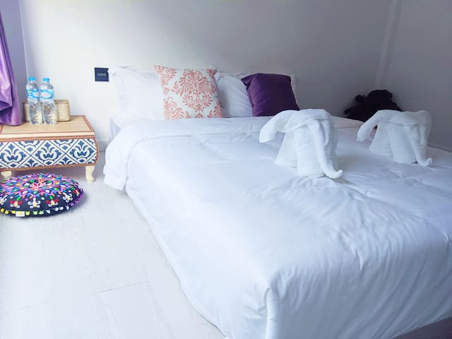 【SYRI Boutique Guesthouse】Cozy Tatami 1.5m bed A5