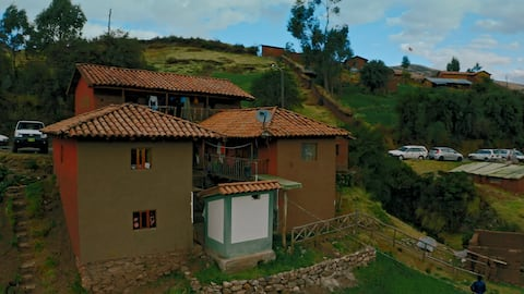 Andes Homestay in Ocra (Near Cusco)