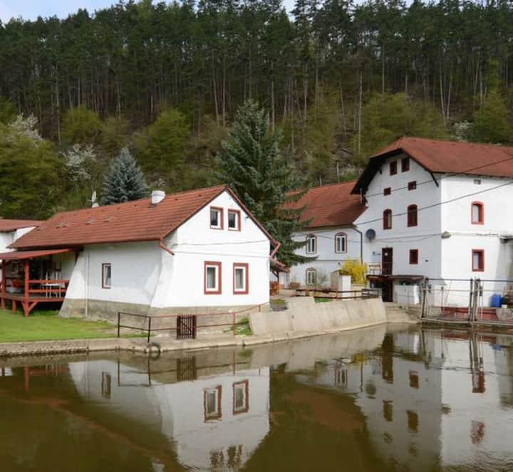 Čechův mlýn - Apartmán Kolben