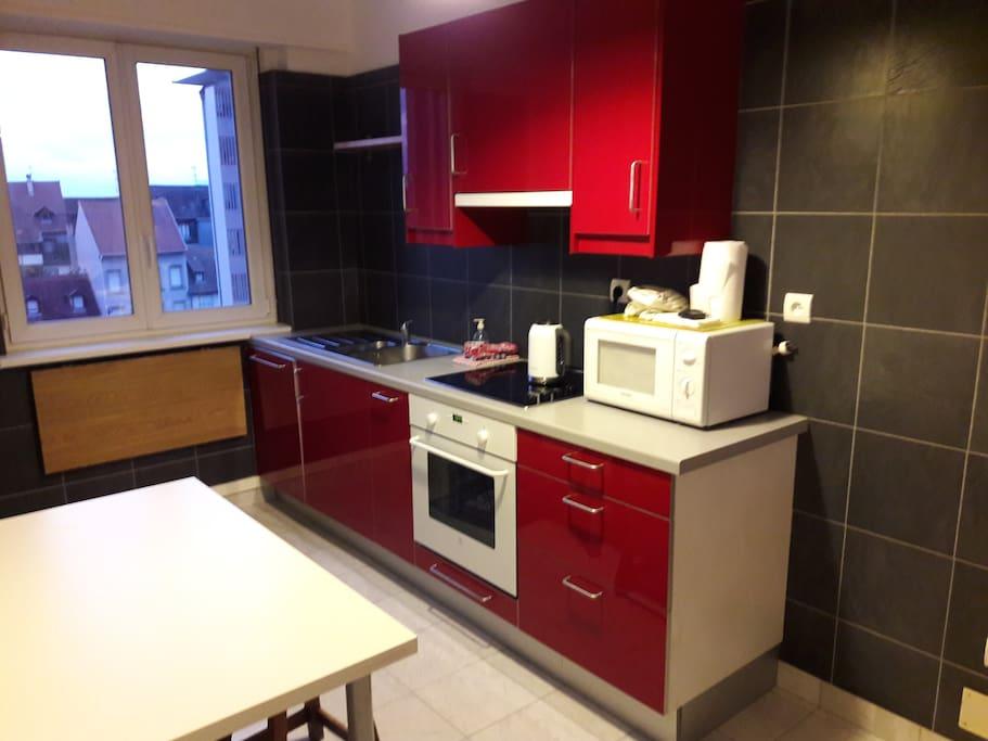 Notre cuisine / Our kitchen