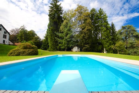 VILLA SILVANA 6BR-heated pool&view by KlabHouse - Bellagio