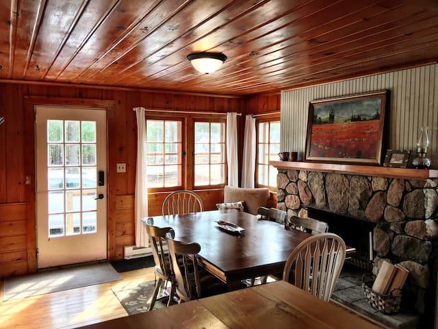 Cabin in the Woods - Go Adventuring
