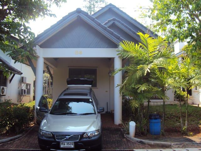 โอเชี่ยนไซด์ เพลส  B8 - Rayong - House