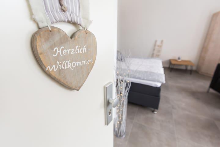 Kerstins Gästestudio im Duisburger Süden