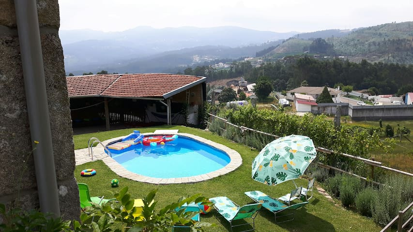 Quinta Nova -18th Century -jacuzzi & swimming pool