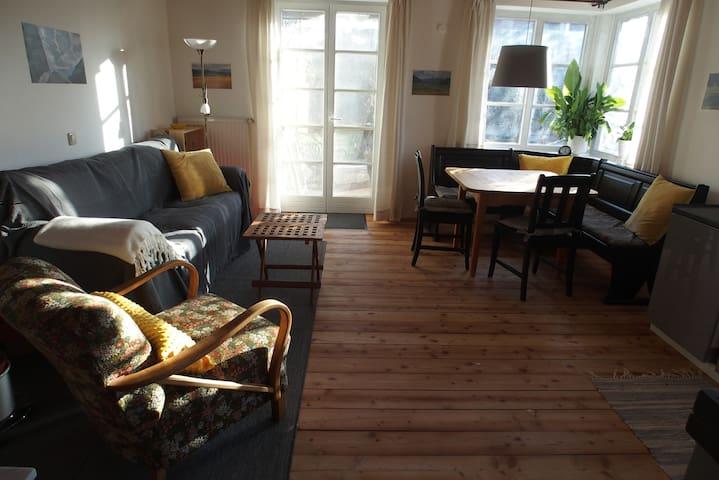 Bio-Holzhaus im Herzen des Chiemgaus