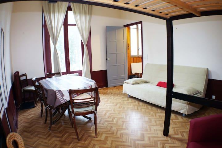 Appartement T2 50m2 4/6 pers - Font Romeu - Font-Romeu-Odeillo-Via