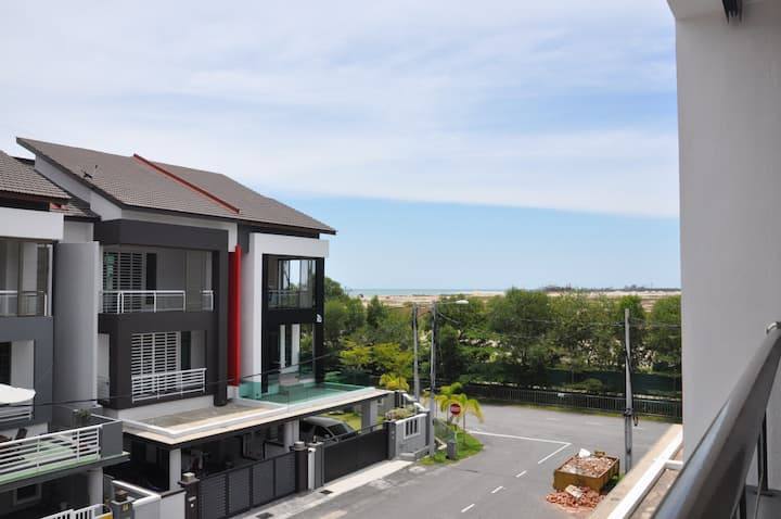 Imperial Cottage-Westin_Jacuzzi Spa  (11 Pax/4R4B)
