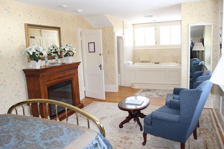 Bykenhulle House B&B Room 2 Suite - Hopewell Junction