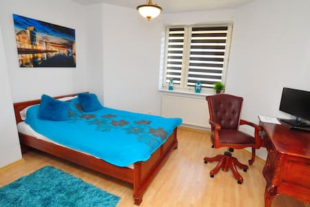 Villa Kabbalah 3 - room between airport and center - Gdańsk