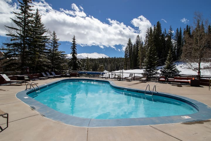 Beaver Run Resort. Pools. Hot Tubs. Fitness Center