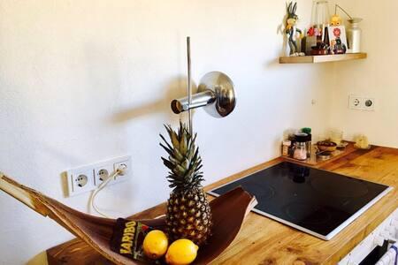 Zentrale Studio-Wohnung Warburg/Kernstadt +Garten