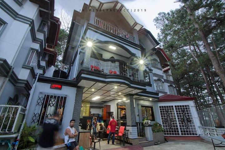 La Baita, Baguio City ( Chess Room with Balcony)