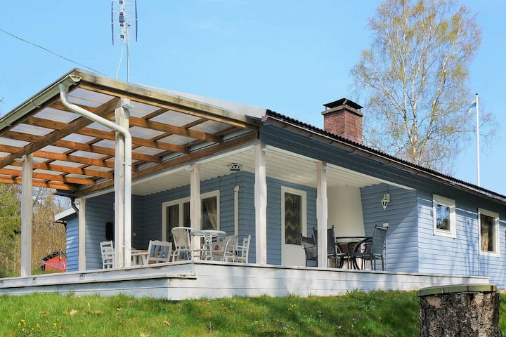 4 person holiday home in Sjuntorp