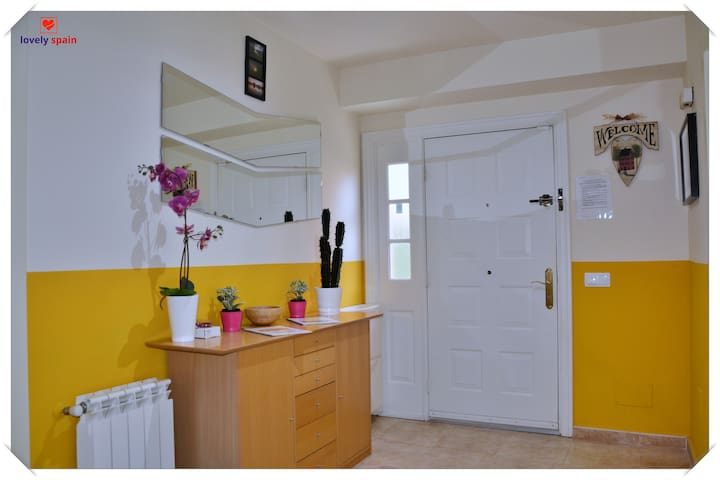 Lovely 3-bedroom house in the north of Madrid