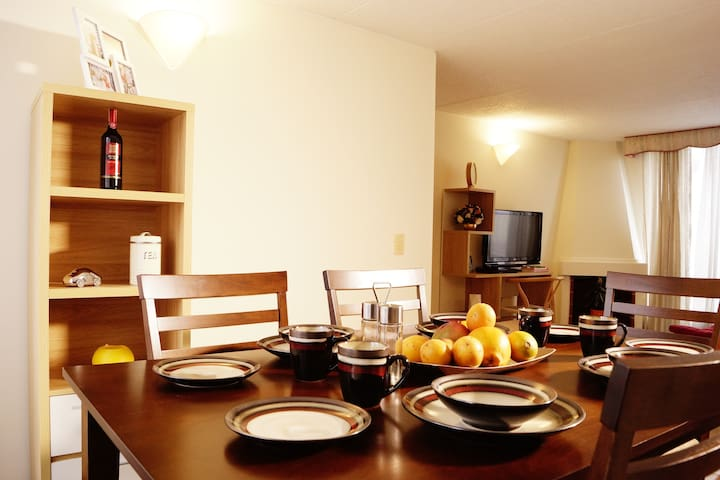 Great location, convenient and wifi - Bogotá - Apartamento