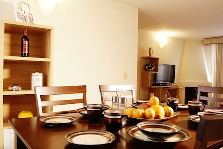 Great location, convenient and wifi - Bogotá