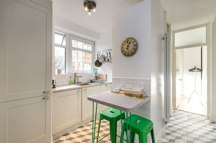 Charming 3 bed flat in central London - Londra - Appartamento