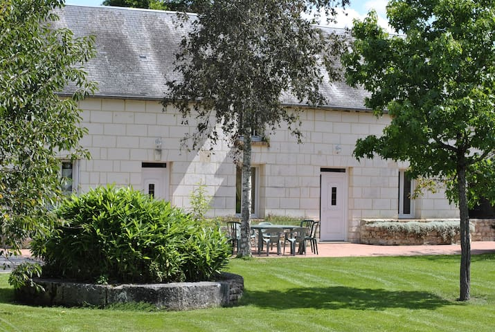 The Mardelles Mill - Loire Valley  - Villentrois - House