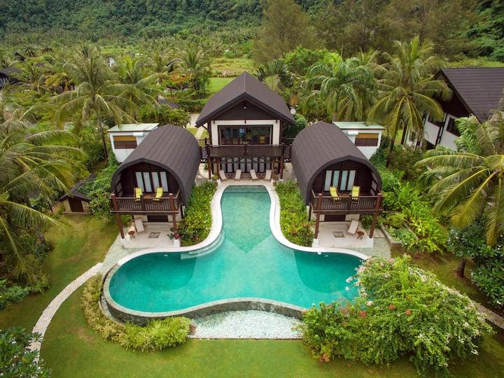 Frangipani Family Suite @ Kudat Riviera
