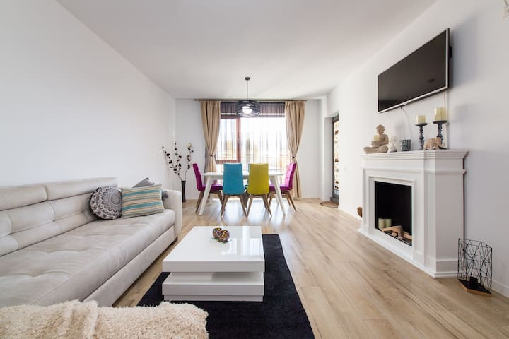 Amazing flat in a quiet lovely area
