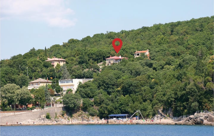 Stunning home in Rijeka with WiFi and 3 Bedrooms