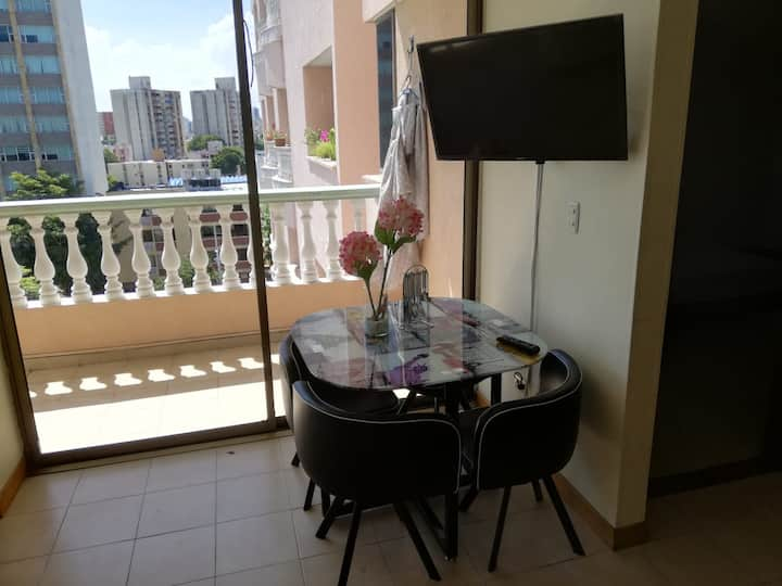 Cozy Apartment in Barranquilla