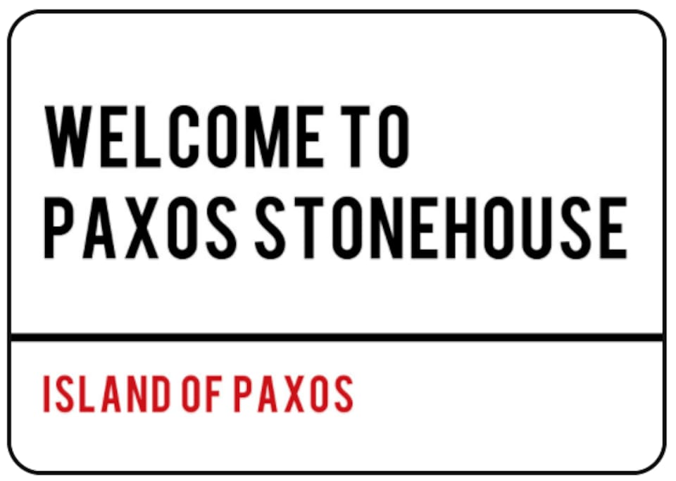 Welcome to Paxos StoneHouse!