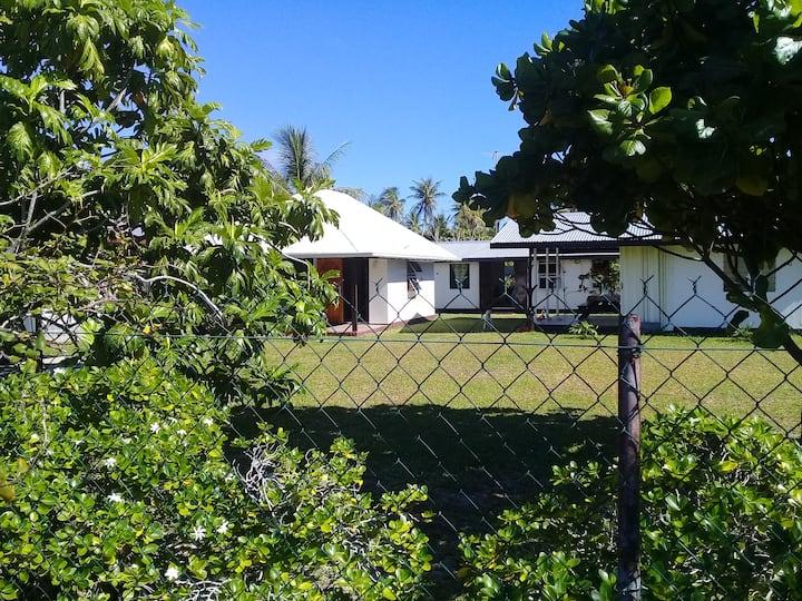 Chez Taia et Véro 2 (Rangiroa)