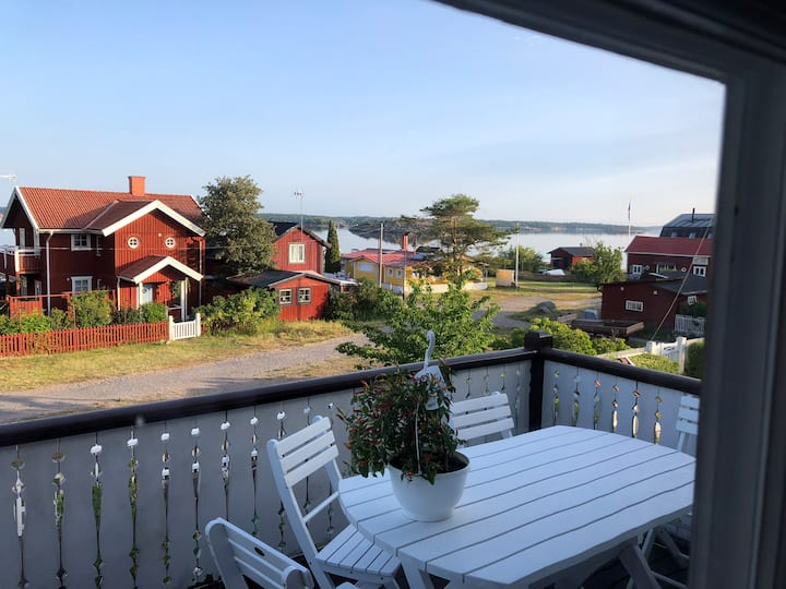 Unikt boende på Sandhamn i Stockholms skärgård!