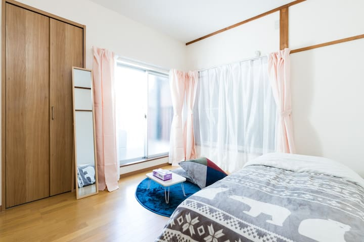 NEW★TOKYO★COZY HOUSE★IKEBUKURO area★MAX 7ppl★WIFI