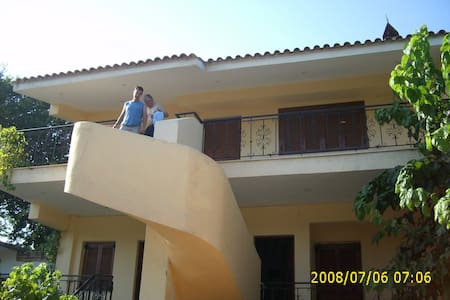 holiday apartments  - 20 meters from the beach