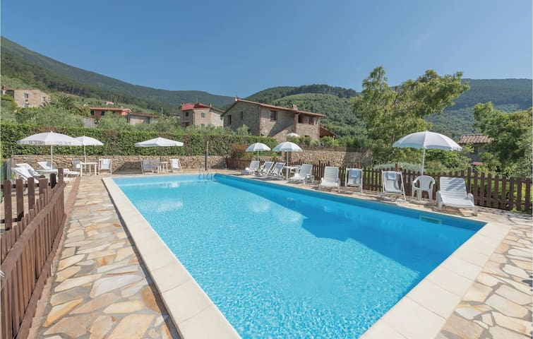 Holiday apartment with 3 bedrooms on 90 m² in Buti (PI)