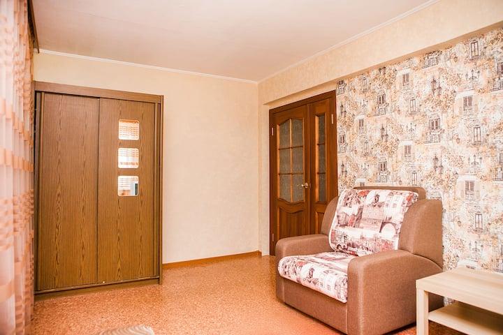 Уютная квартира для всех желающих отдохнуть.
