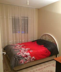 İzmir manzaralı şirin oda - İzmir - Apartment - 1