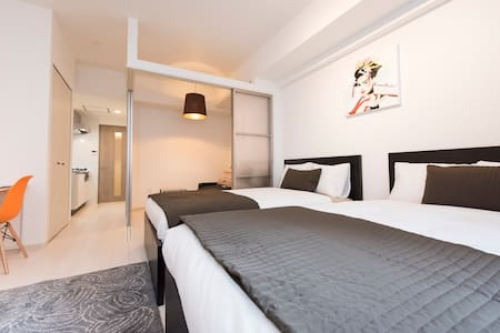 NEW1LDK/Furnished/Easy Access/602 - 大阪市 西区